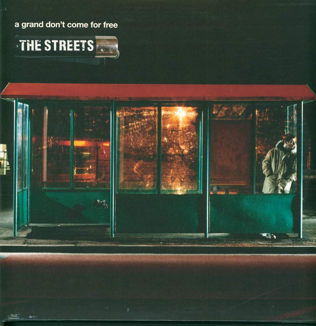 The Streets: A Grand Don't Come For Free, 2×LP (Vinyl)