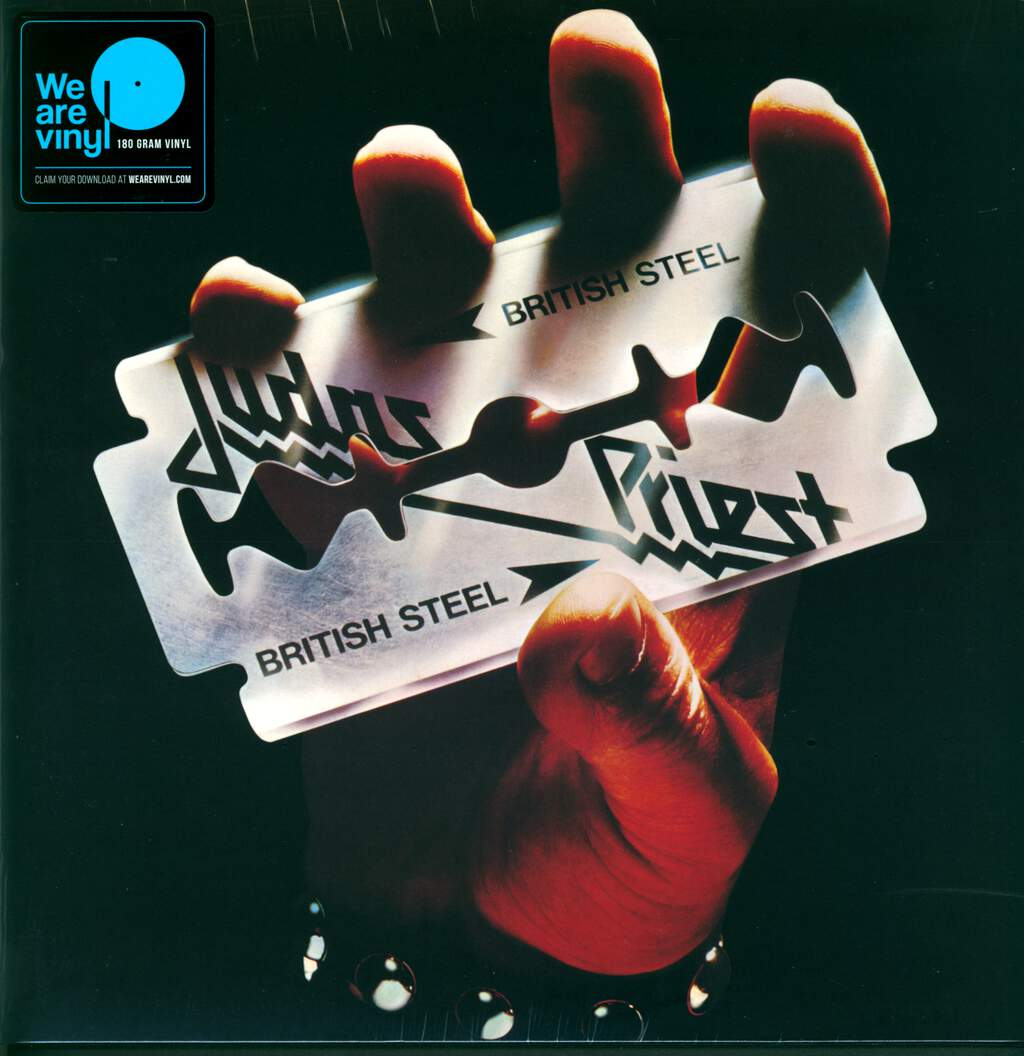 Judas Priest: British Steel, LP (Vinyl)