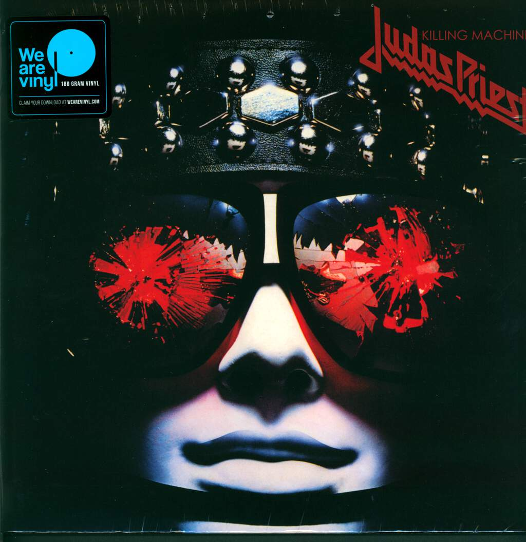 Judas Priest: Killing Machine, LP (Vinyl)