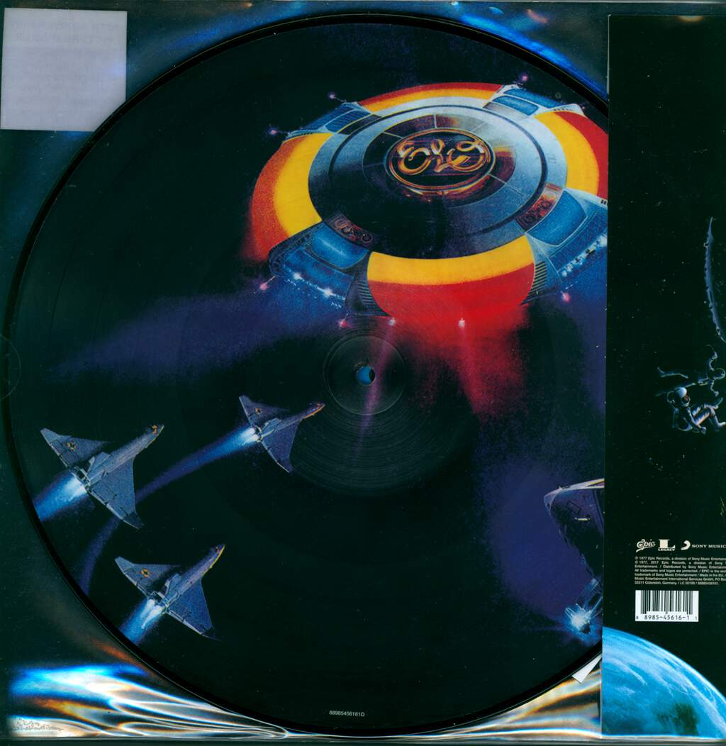 Electric Light Orchestra: Out Of The Blue, LP (Vinyl)