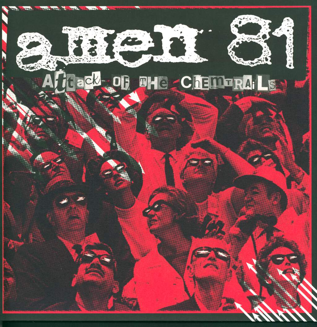 Amen 81: Attack Of The Chemtrails, LP (Vinyl)