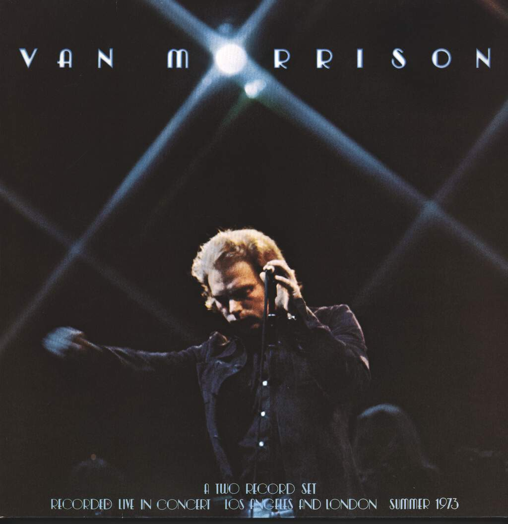 Van Morrison: It's Too Late To Stop Now, LP (Vinyl)