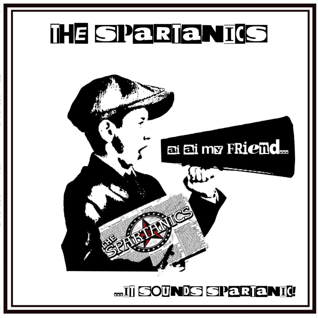 The Spartanics: ...It Sounds Spartanic!, LP (Vinyl)