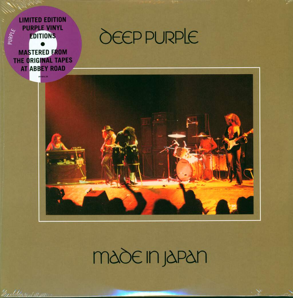 Deep Purple: Made In Japan, LP (Vinyl)