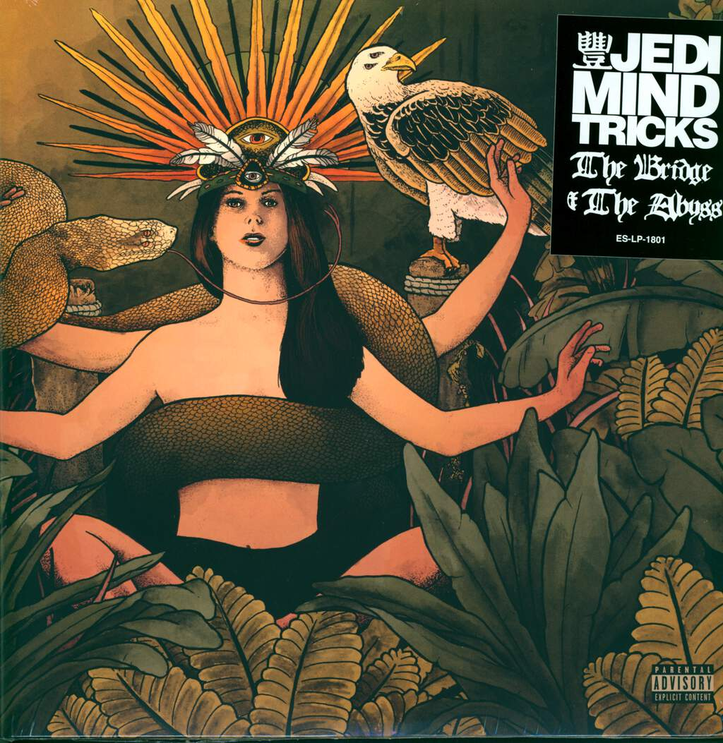 Jedi Mind Tricks: The Bridge & The Abyss, LP (Vinyl)