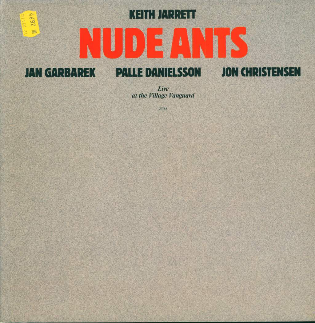 Keith Jarrett: Nude Ants (Live At The Village Vanguard), LP (Vinyl)