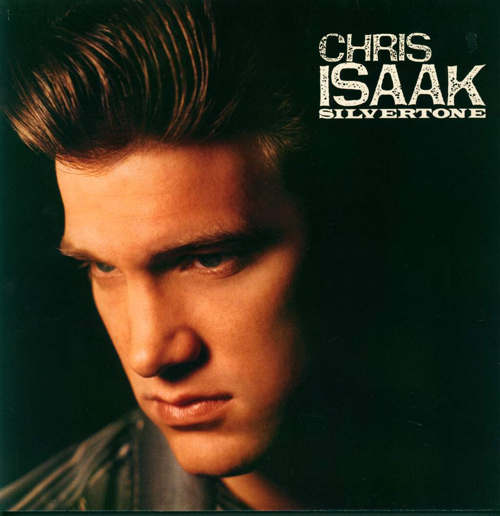 Chris Isaak: Silvertone, LP (Vinyl)