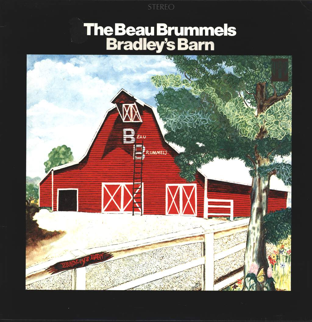 The Beau Brummels: Bradley's Barn, LP (Vinyl)