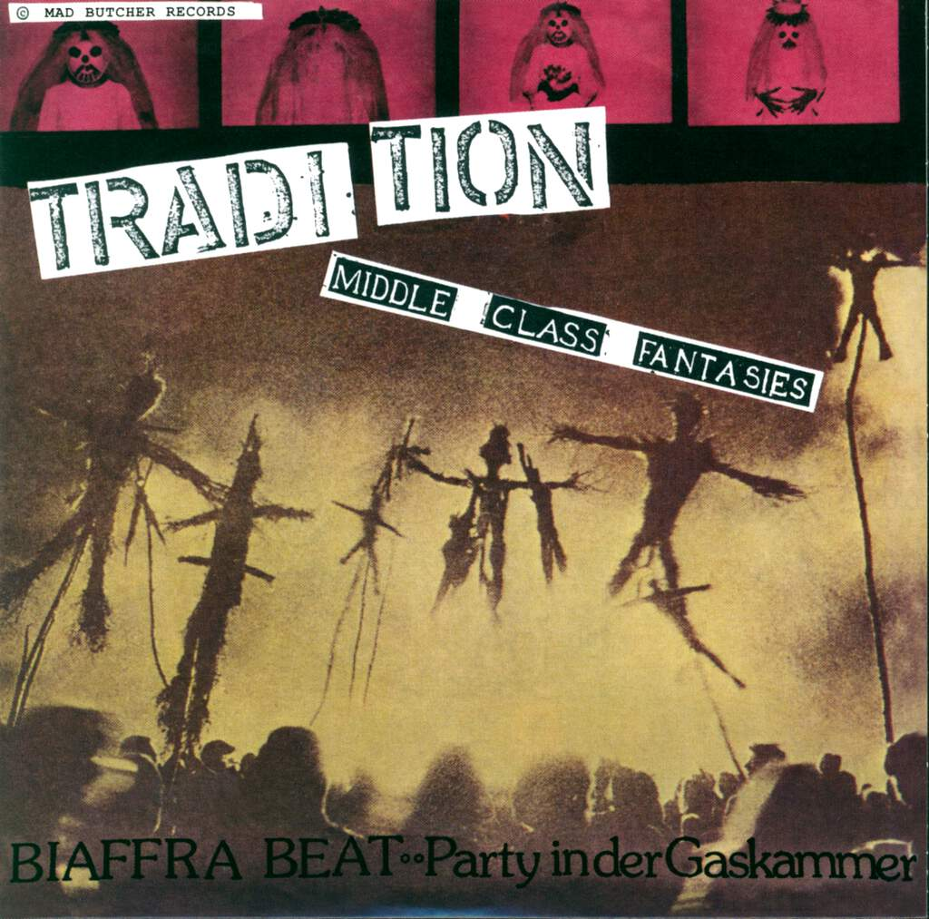 "Middle Class Fantasies: Tradition, 7"" Single (Vinyl)"