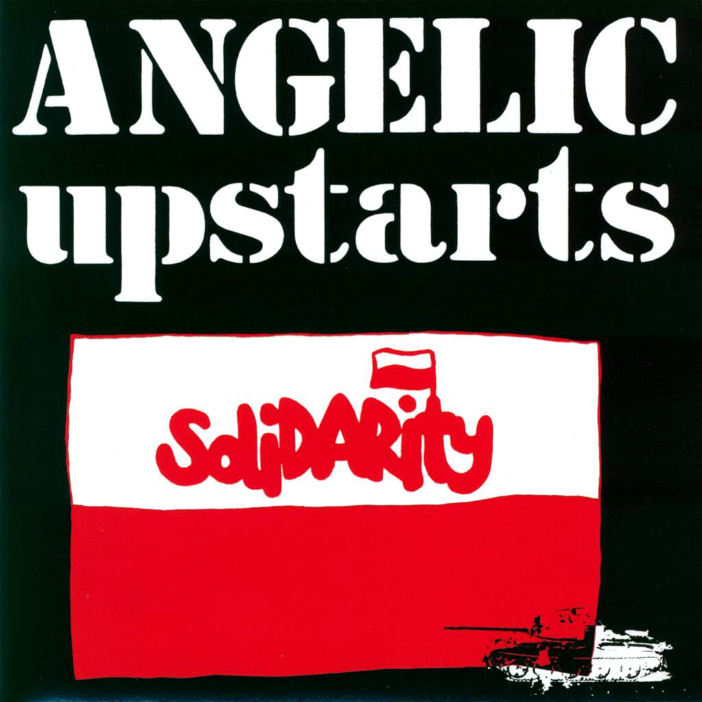 "Angelic Upstarts: Solidarity, 7"" Single (Vinyl)"