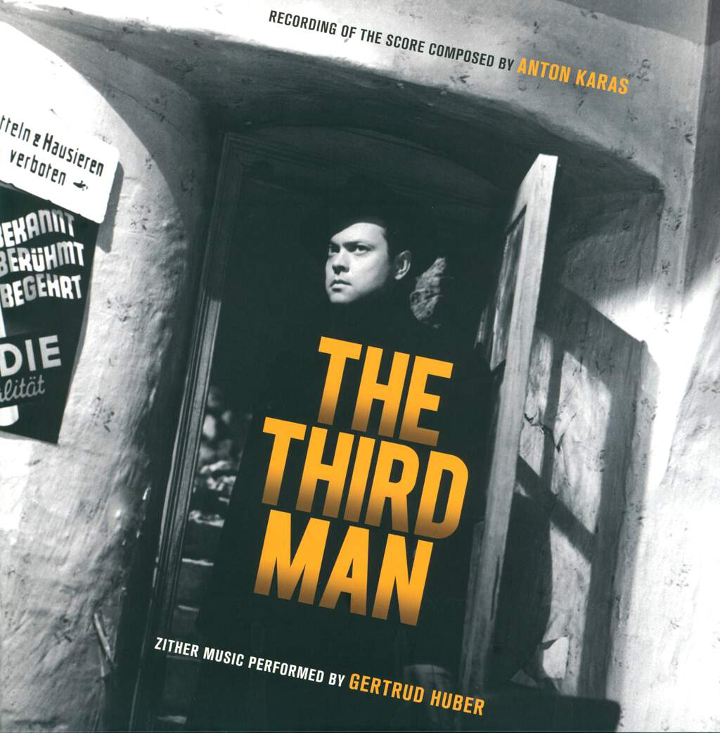 Anton Karas: The Third Man, LP (Vinyl)