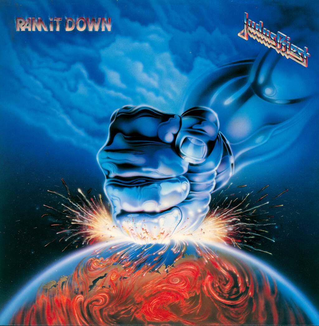 Judas Priest: Ram It Down, LP (Vinyl)