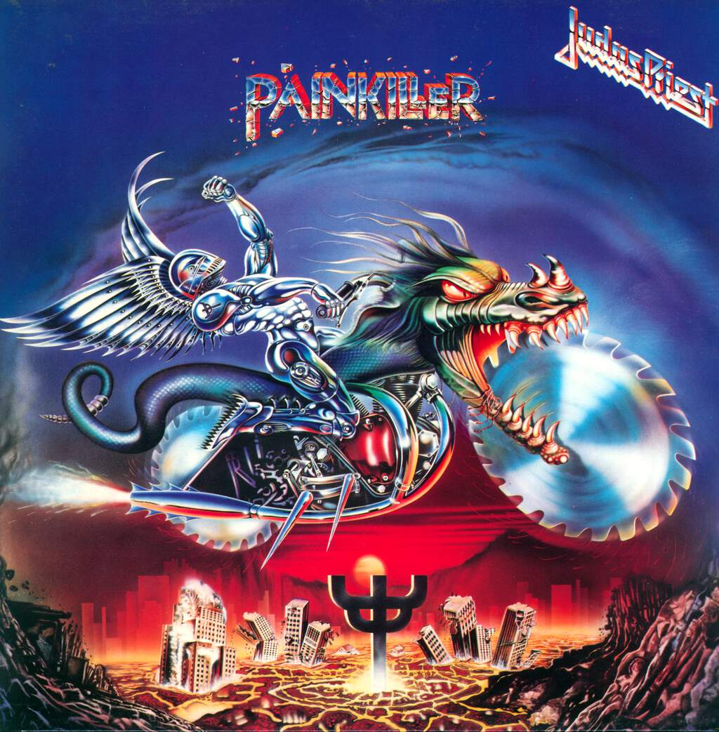 Judas Priest: Painkiller, LP (Vinyl)
