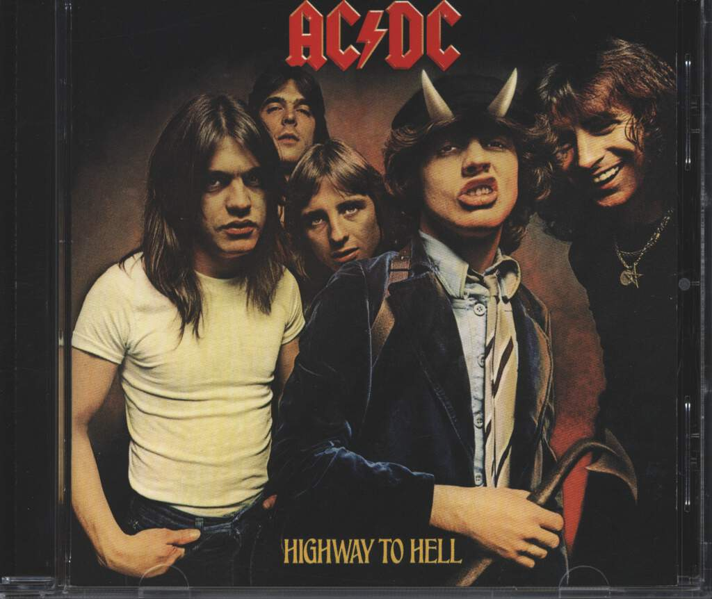 AC/DC: Highway To Hell, CD
