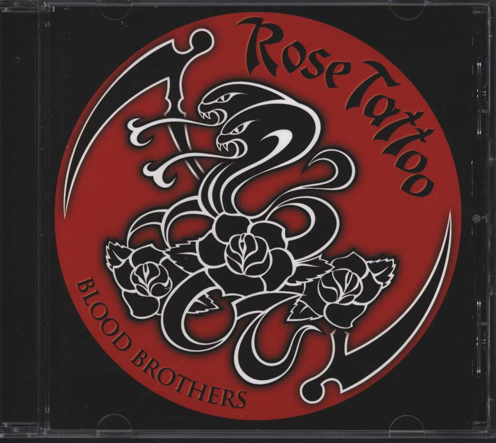 Rose Tattoo: Blood Brothers, CD