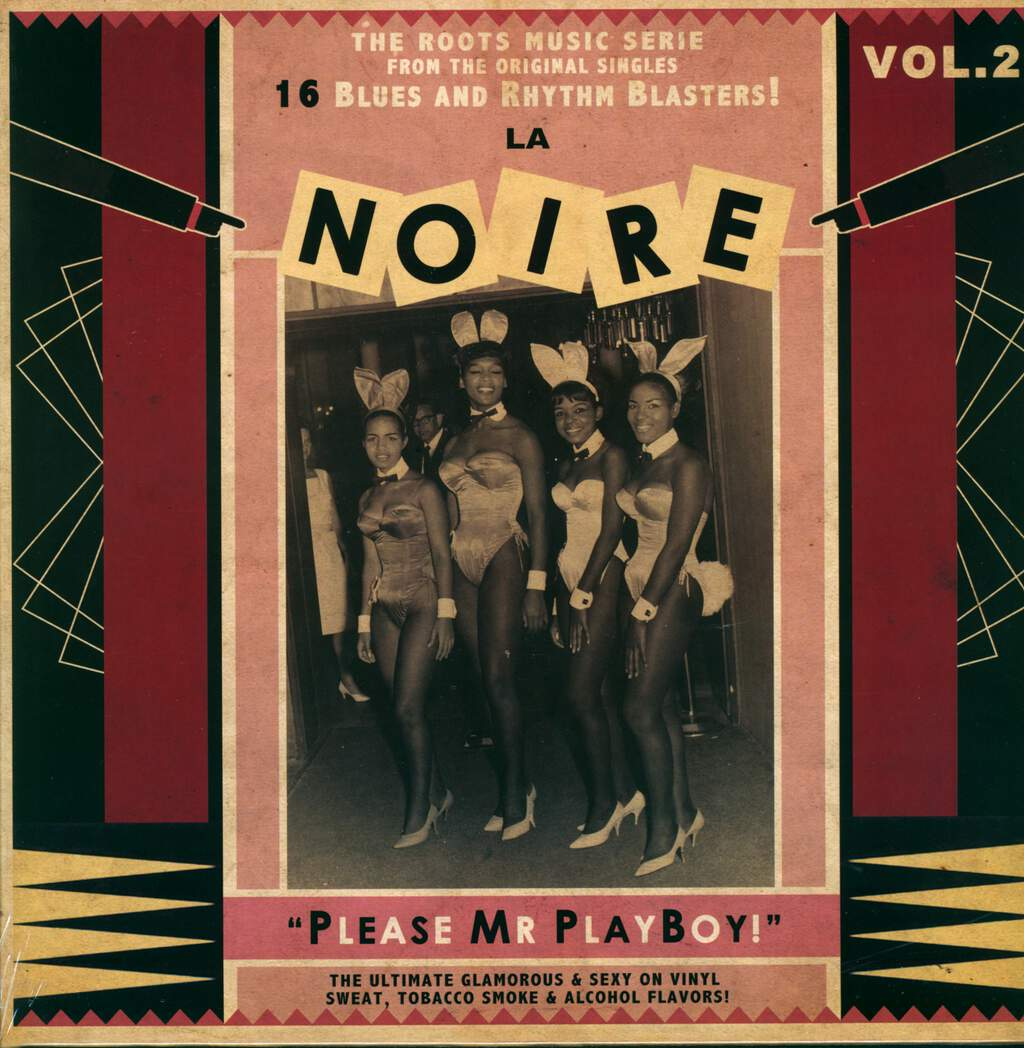"Various: La Noire Vol.2 ""Please Mr Playboy!"", LP (Vinyl)"