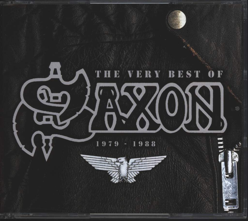 Saxon: The Very Best Of (1979-1988), CD