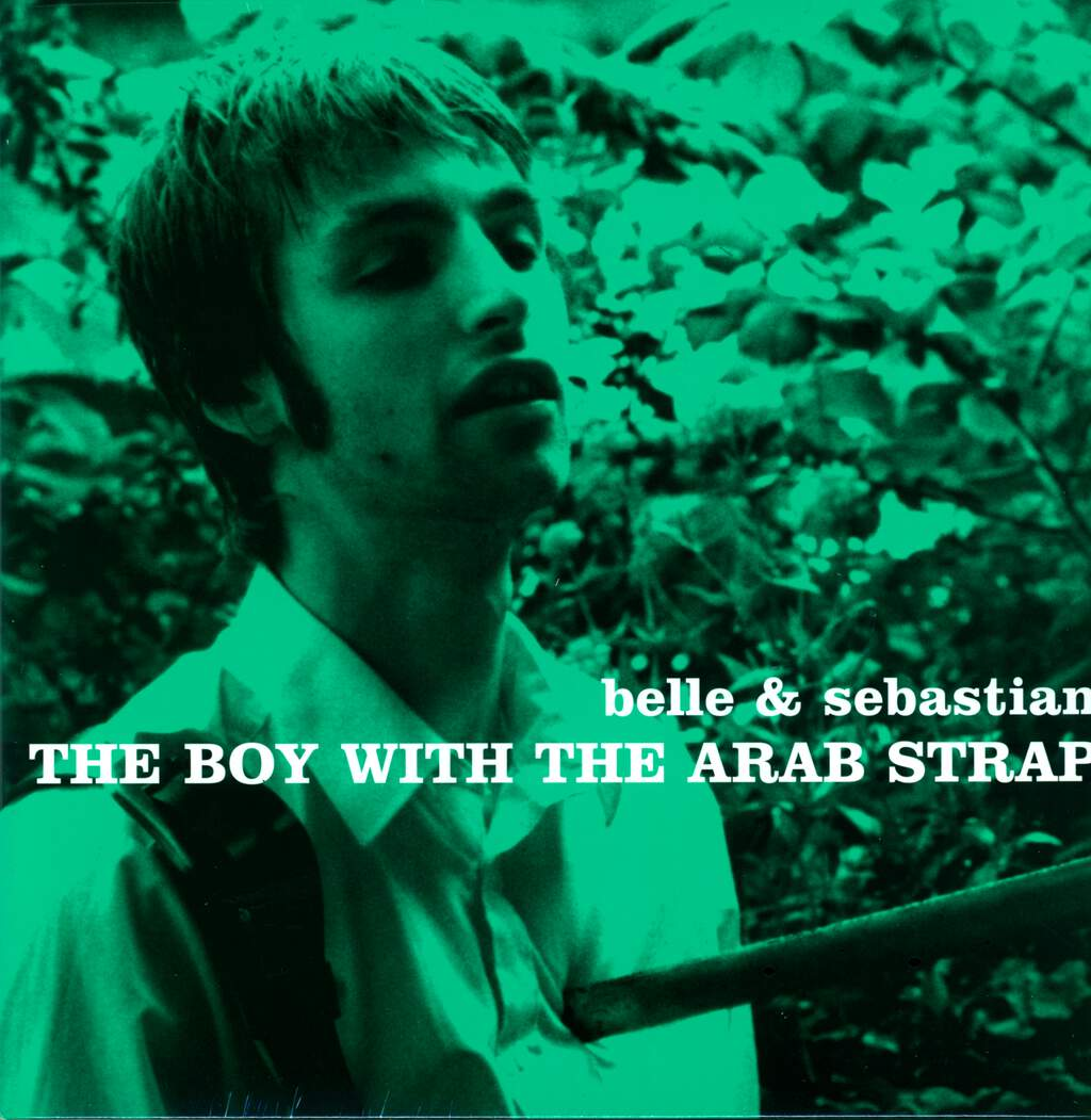 Belle & Sebastian: The Boy With The Arab Strap, LP (Vinyl)