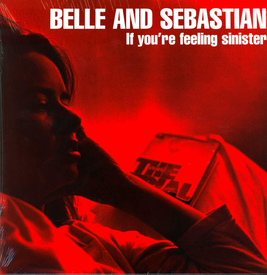 Belle & Sebastian: If You're Feeling Sinister, LP (Vinyl)