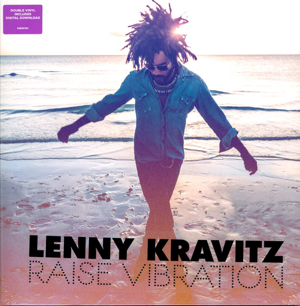 Lenny Kravitz: Raise Vibration, LP (Vinyl)