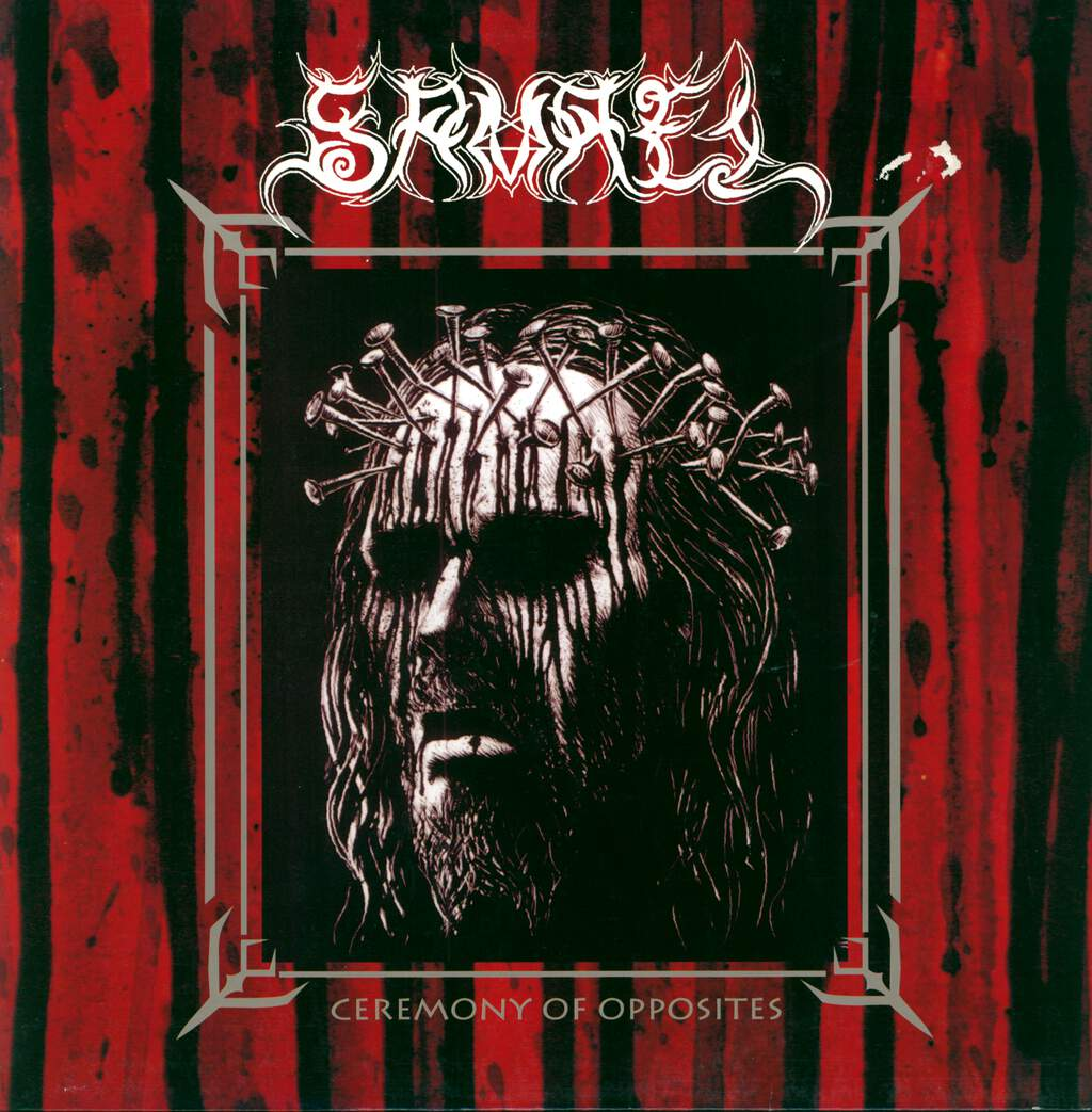 Samael: Ceremony Of Opposites, LP (Vinyl)