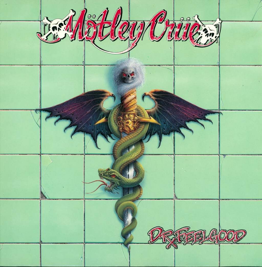 Mötley Crüe: Dr. Feelgood, LP (Vinyl)