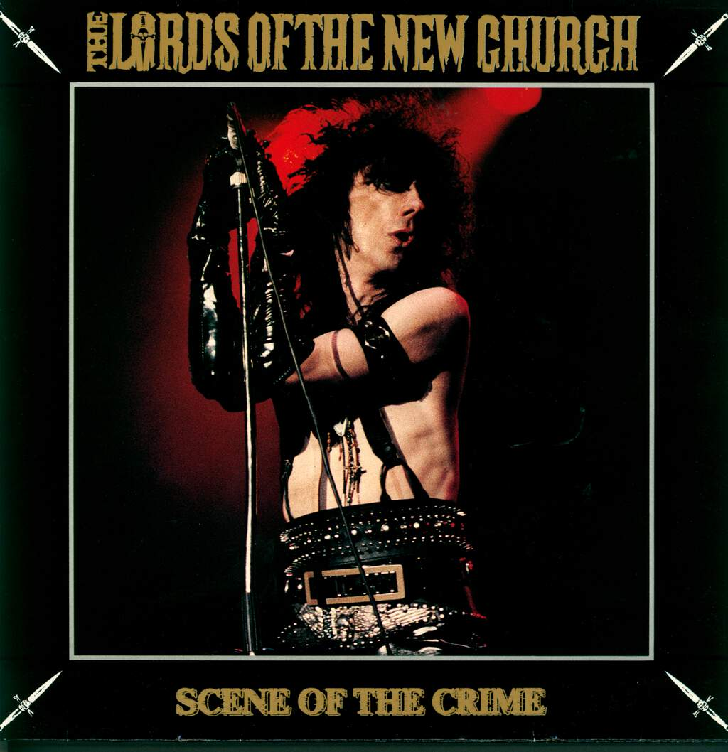 Lords Of the New Church: Scene Of The Crime, LP (Vinyl)
