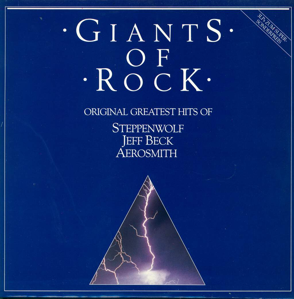 Aerosmith: Giants Of Rock, LP (Vinyl)