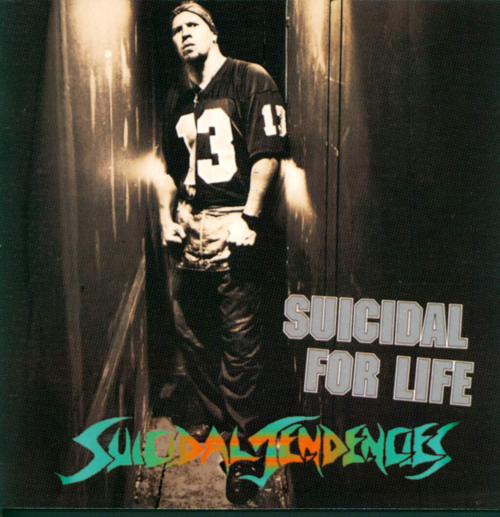 Suicidal Tendencies: Suicidal For Life, LP (Vinyl)