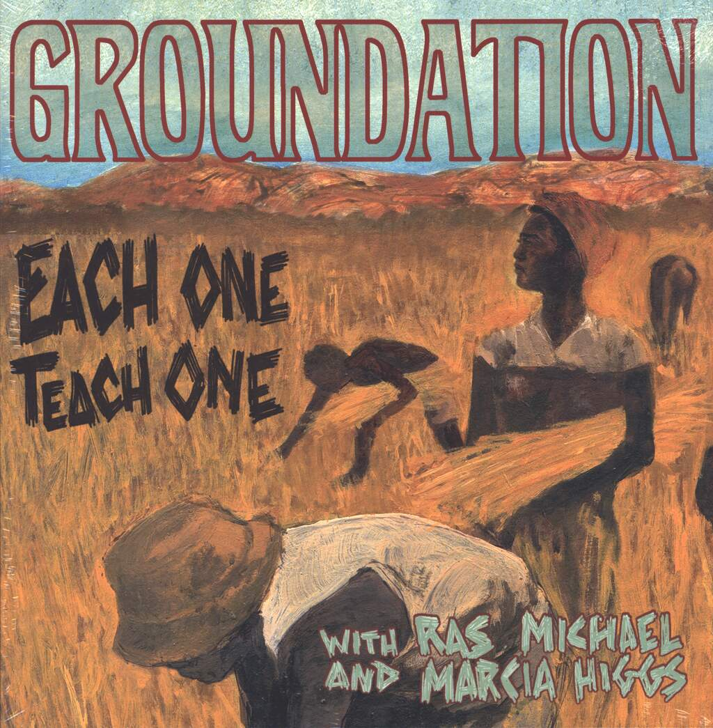 Groundation: Each One Teach One, 2×LP (Vinyl)