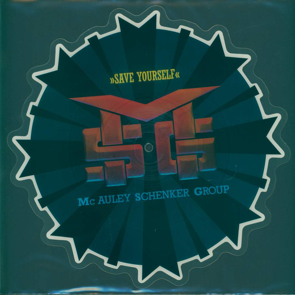 McAuley Schenker Group: Save Yourself, Shape Disk