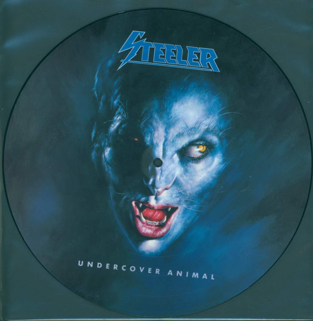 Steeler: Undercover Animal, LP (Vinyl)