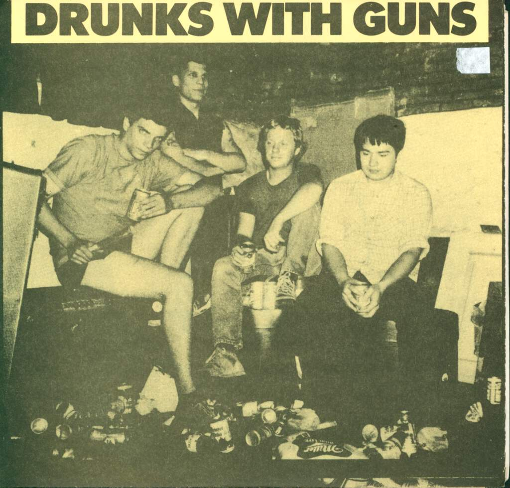 "Drunks With Guns: Drunks With Guns, 7"" Single (Vinyl)"