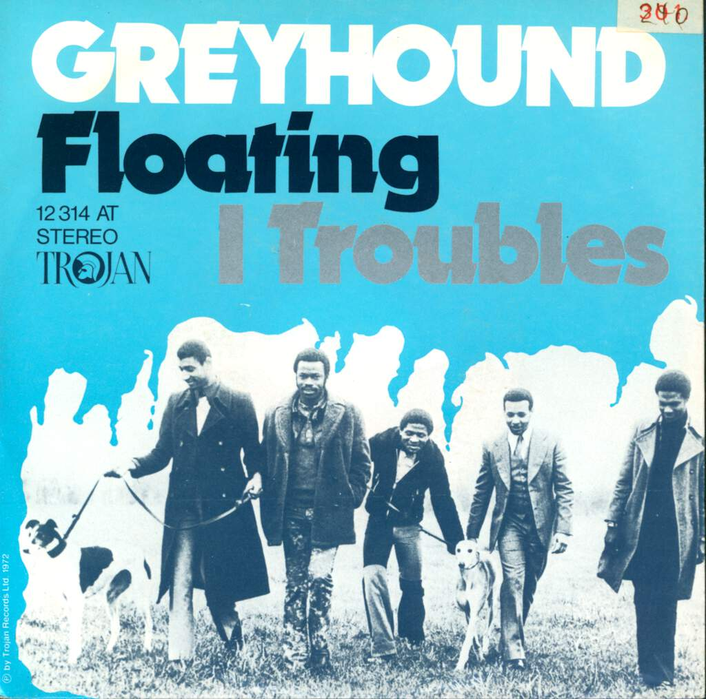 "Greyhound: Floating, 7"" Single (Vinyl)"