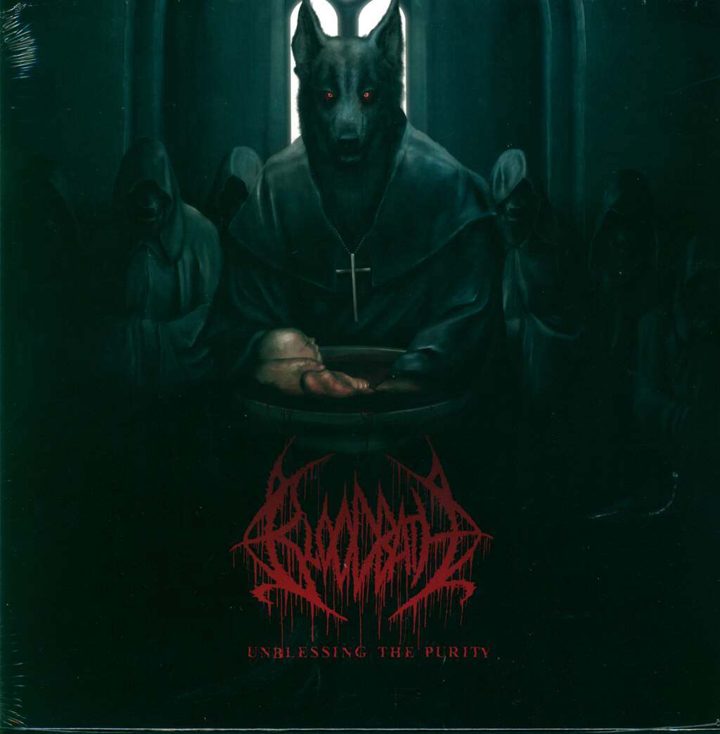 "Bloodbath: Unblessing The Purity, 10"" Vinyl EP"