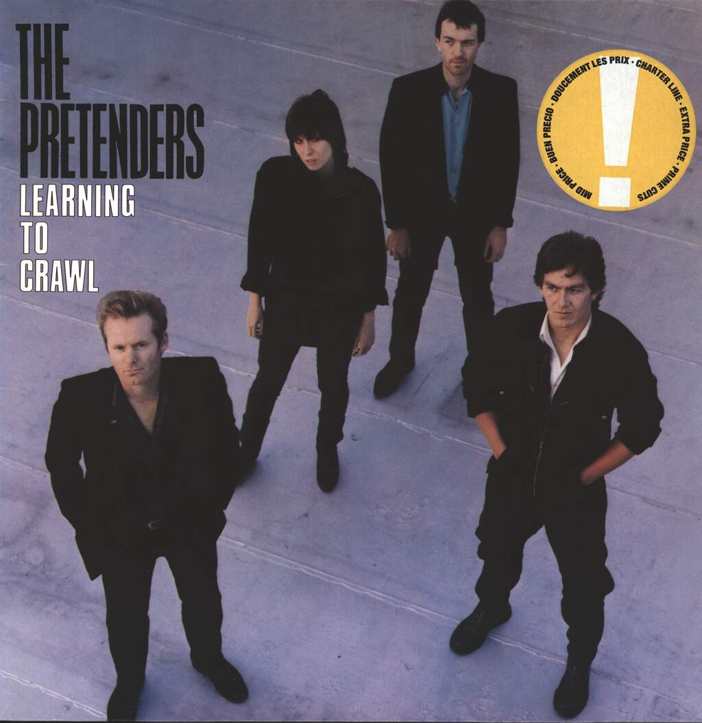 The Pretenders: Learning To Crawl, LP (Vinyl)