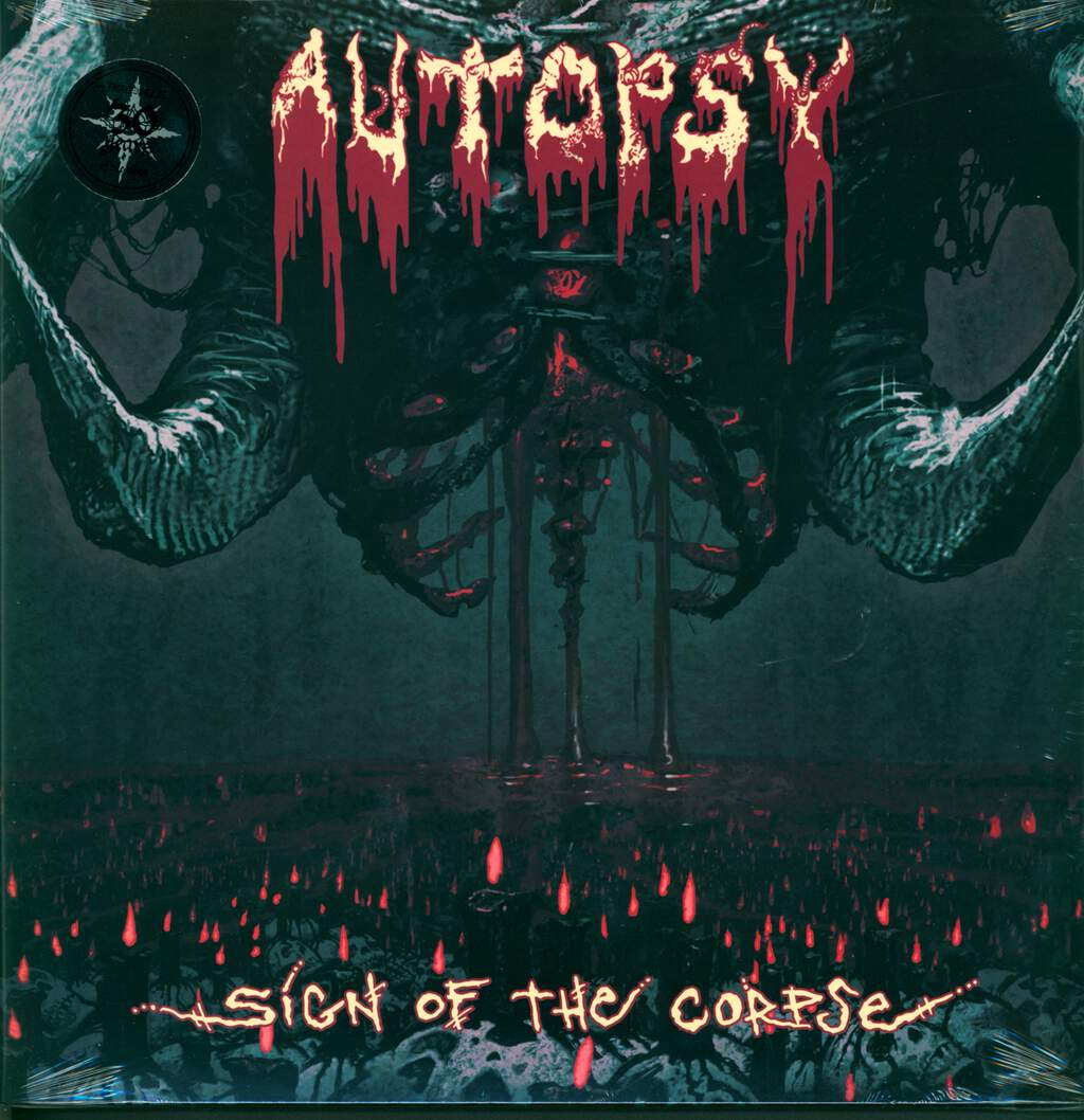 Autopsy: Sign Of The Corpse, LP (Vinyl)