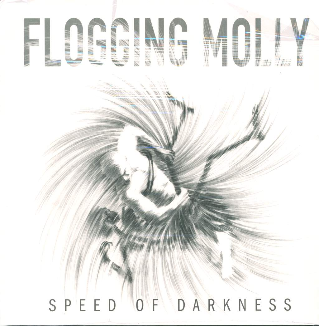 Flogging Molly: Speed Of Darkness, LP (Vinyl)