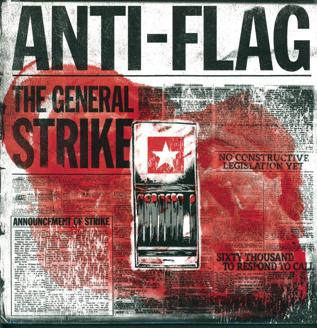 Anti-Flag: The General Strike, LP (Vinyl)