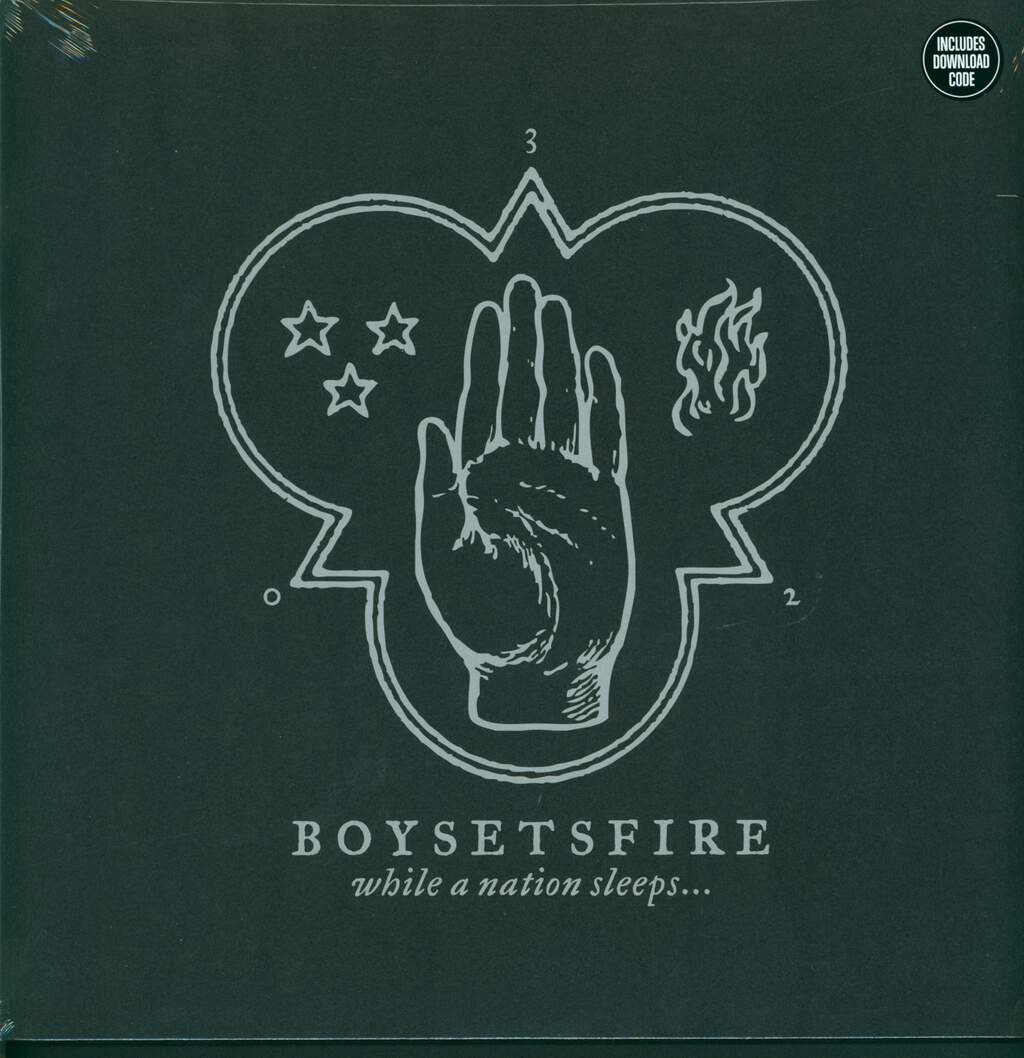 Boysetsfire: While A Nation Sleeps..., LP (Vinyl)