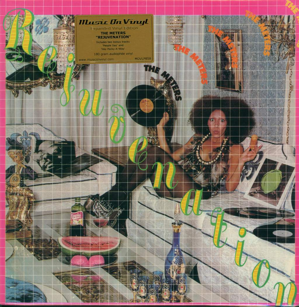 The Meters: Rejuvenation, LP (Vinyl)
