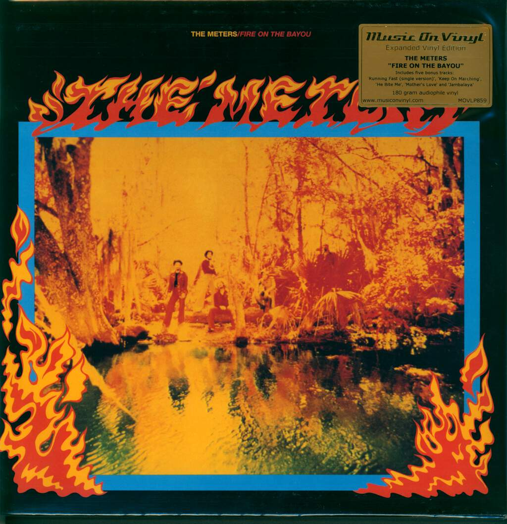 The Meters: Fire On The Bayou (Expanded Edition), LP (Vinyl)