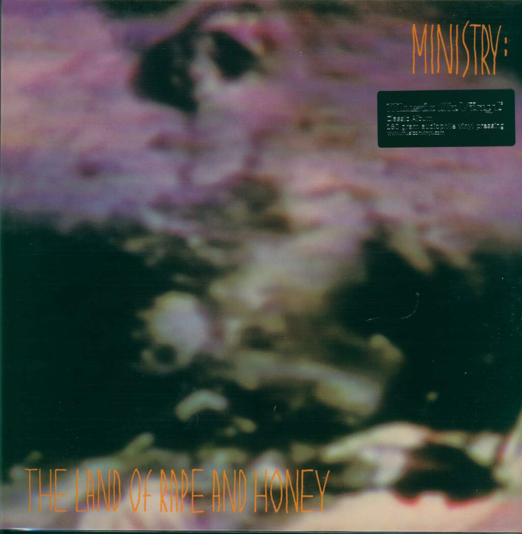 Ministry: The Land Of Rape And Honey, LP (Vinyl)