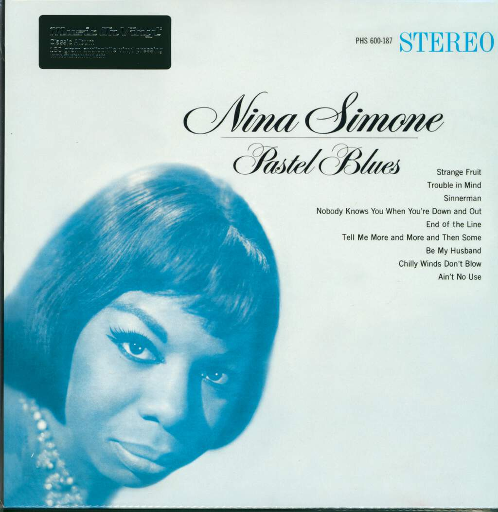 Nina Simone: Pastel Blues, LP (Vinyl)