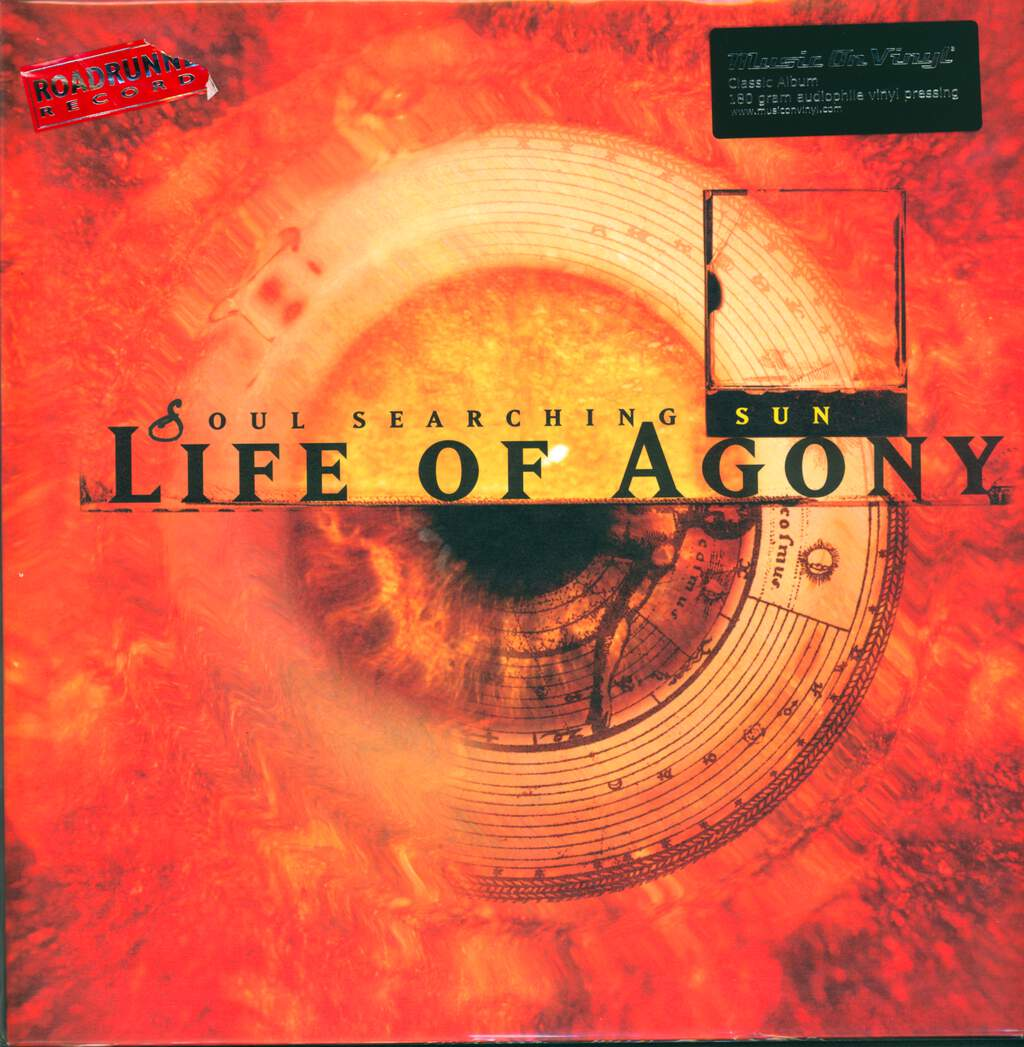 Life Of Agony: Soul Searching Sun, LP (Vinyl)