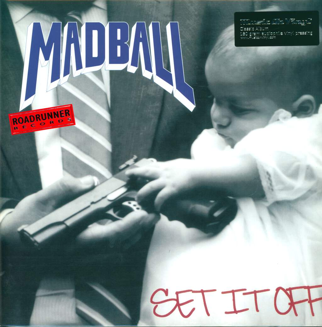 Madball: Set It Off, LP (Vinyl)