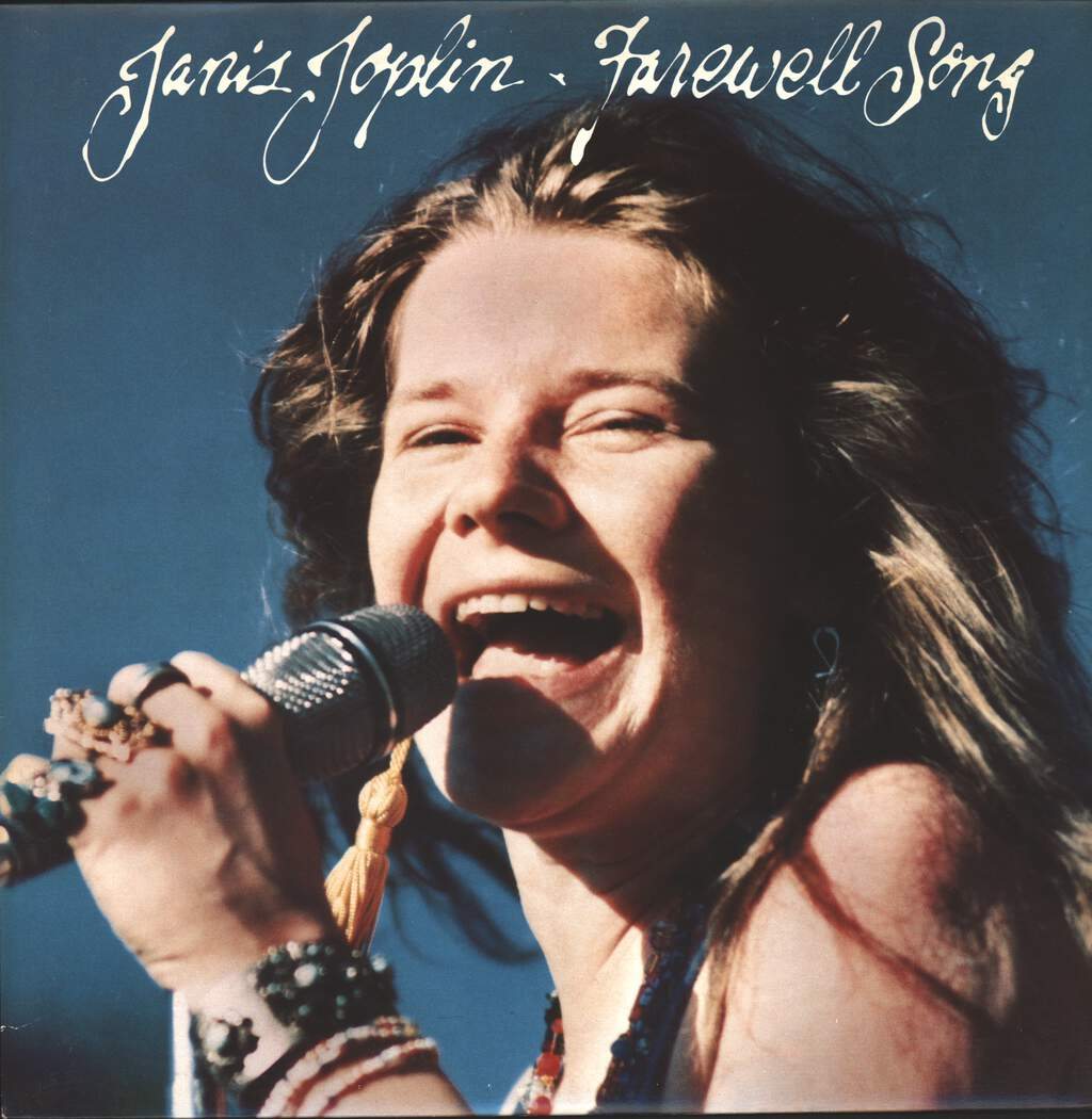 Janis Joplin: Farewell Song, LP (Vinyl)