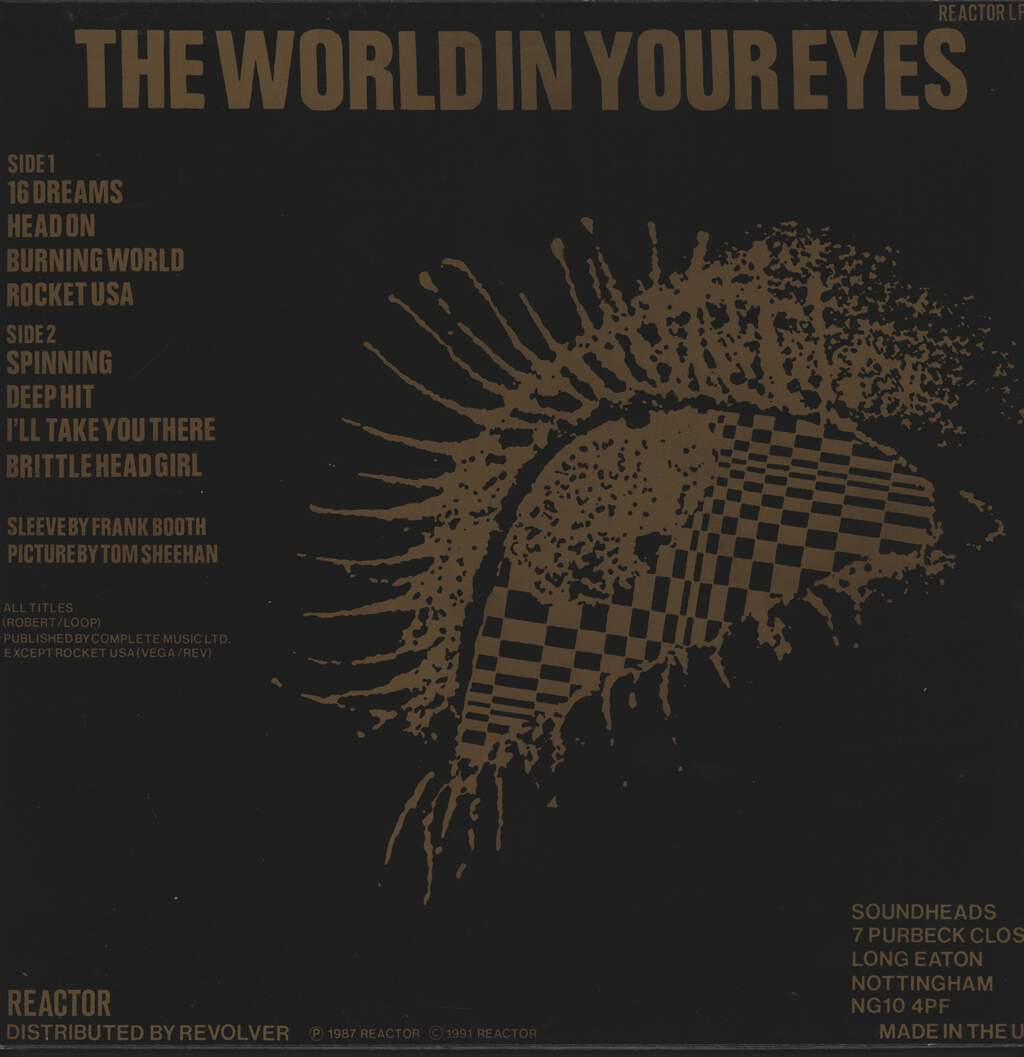 Loop: The World In Your Eyes, LP (Vinyl)