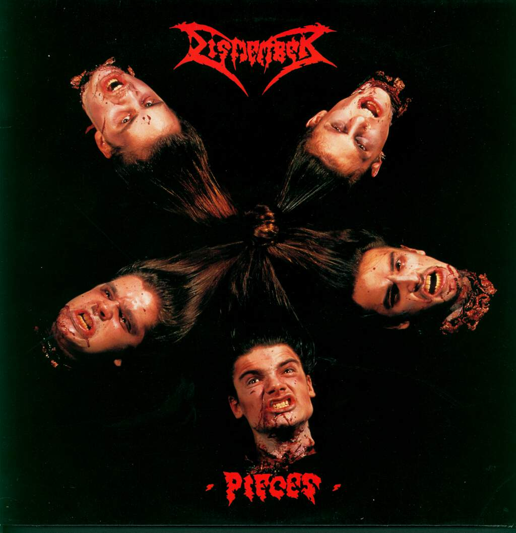 "Dismember: Pieces, 12"" Maxi Single (Vinyl)"