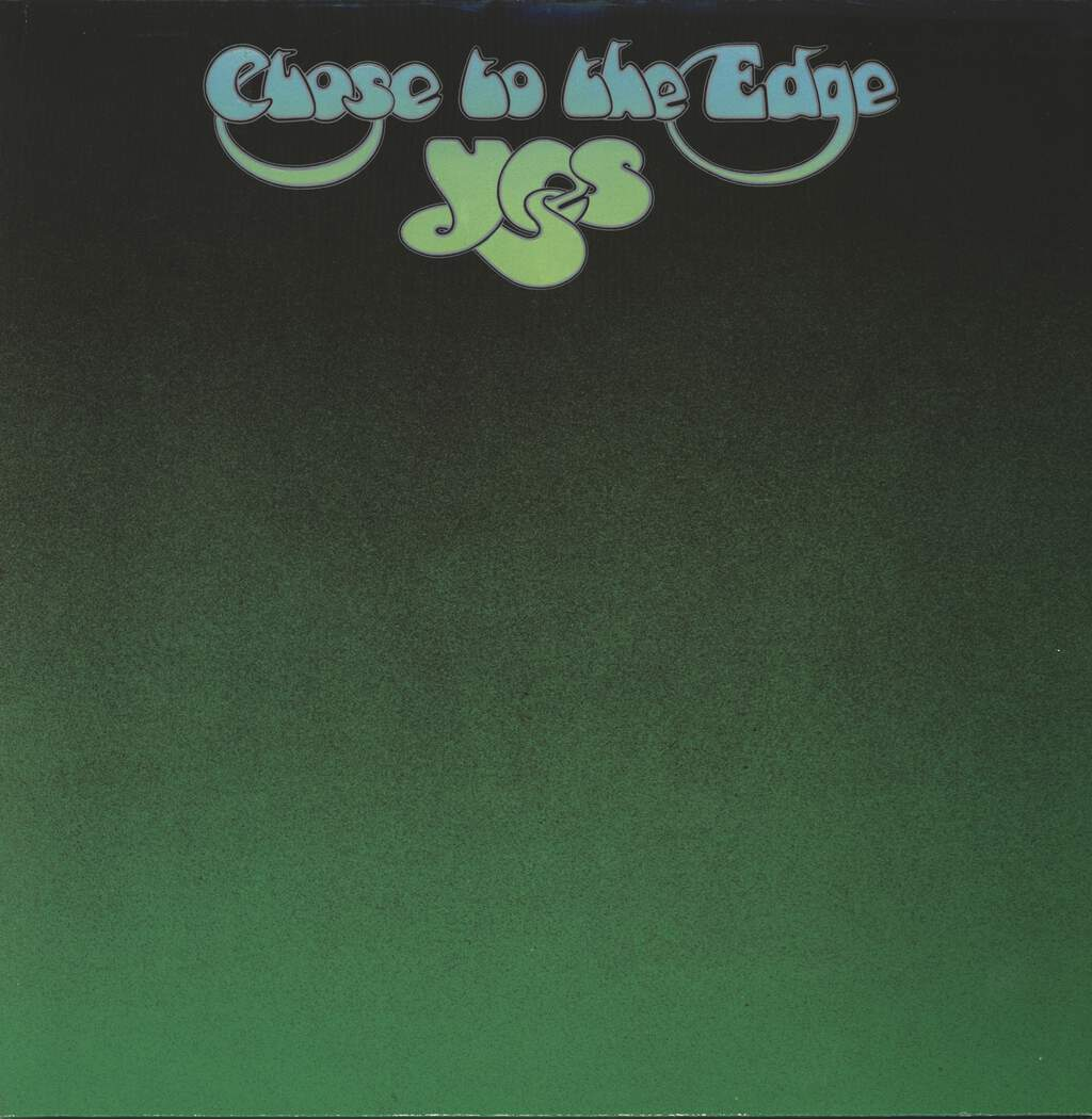 Yes: Close To The Edge, LP (Vinyl)